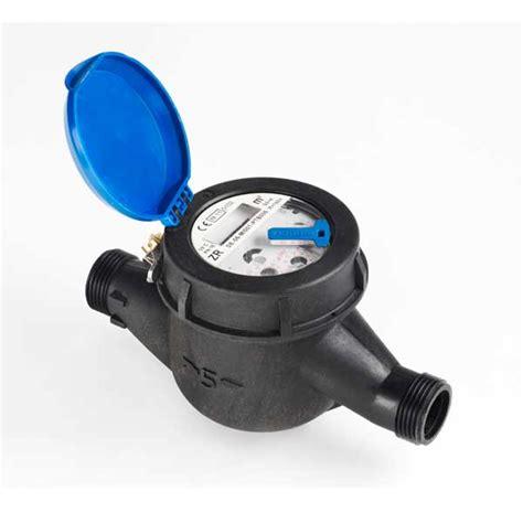 Acrylic Per Meter multi jet plastic water meter mnk mnk l rp by zenner zenner