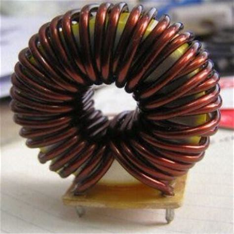 what is an iron inductor toroidal choke coils inductors common mode chokes toroidal filter with ferrite iron powder