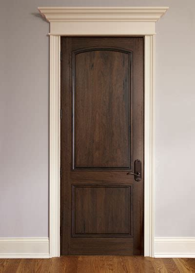 Custom Solid Wood Interior Doors Interior Door Custom Single Solid Wood With American