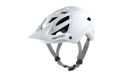 helmet design white troy lee designs 2016 helmet a1 drone white alltricks com