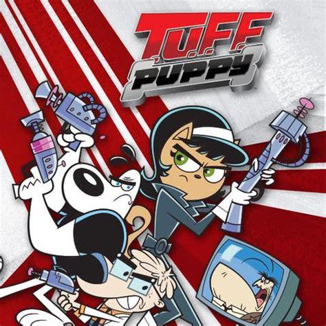 tuff puppy unleashed t u f f puppy nicktoons co uk