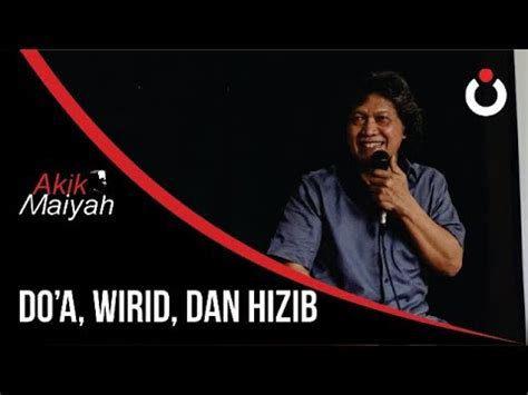 Do A Wirid By Karmedia cak do a wirid dan hizib
