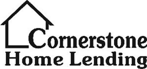 cornerstone home lending trademark of cornerstone home