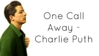 Charlie Puth One Call Away Cover 34 67 Mb Mp3 Download   26 best images about geijutsu wa kūrudesu on pinterest