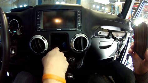 remove dash  jeep jk   youtube