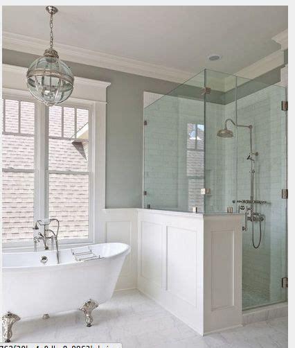 clawfoot badewanne badezimmer oltre 1000 idee su duschabtrennung badewanne su