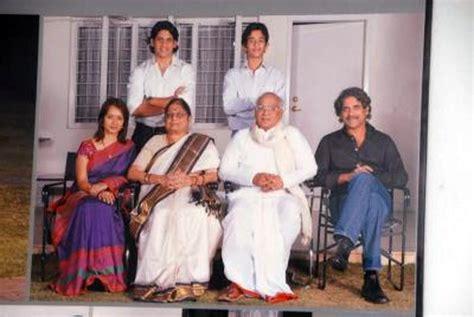 actor nagarjuna family photo actor nagarjuna wiki family photos