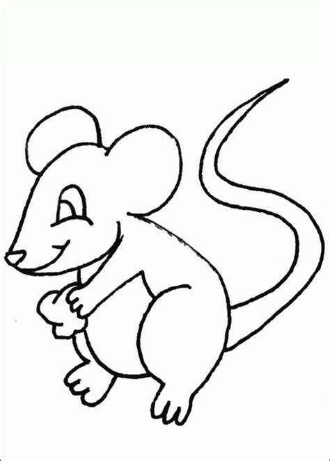 coloring page mouse free coloring pages of mouse to paint