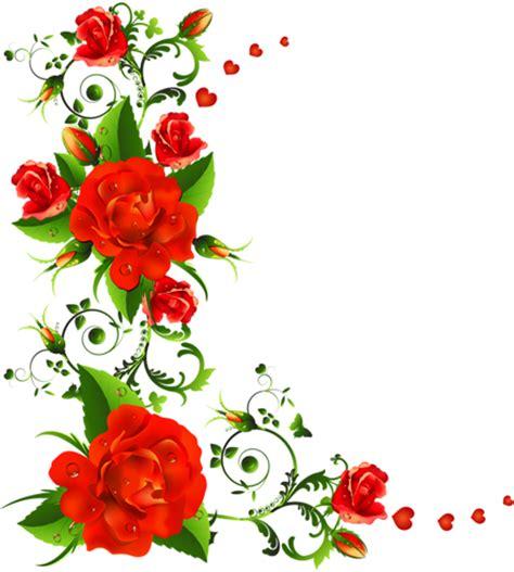 rosas png im 225 genes de amor con movimiento frases imagen rosas rojas para marcos flores esquineras png