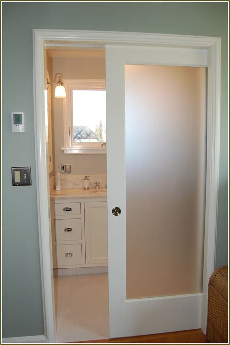 Frosted Glass Closet Doors Lowes Home Design Ideas