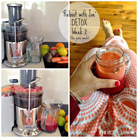 Transitions Lifestyle System Detox Week by Reboot With Joe Days 6 10 Top Tips For Doing A Juice