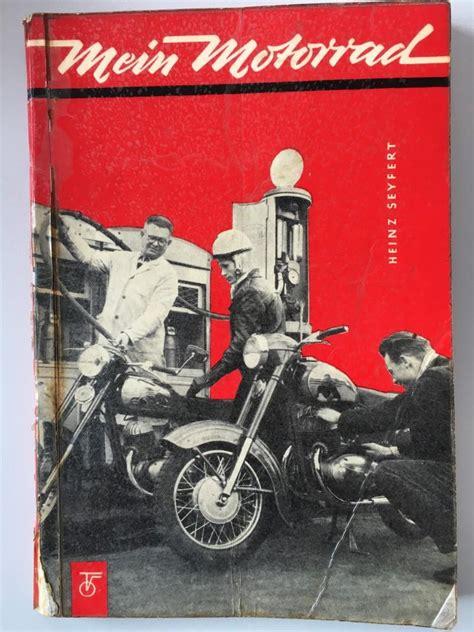 Mz Motorrad Buch by Motorrad Vergaser Zvab