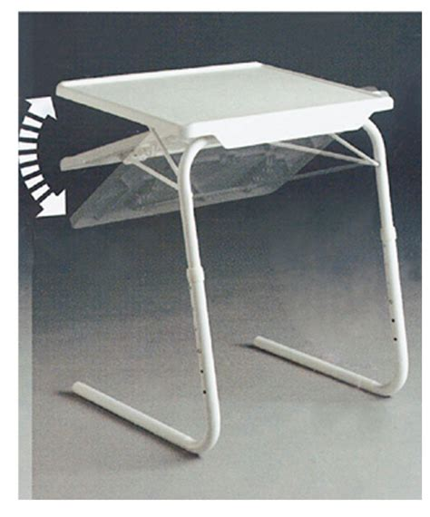 table mate adjustable table adjustable folding table tv dinner coffee laptop table