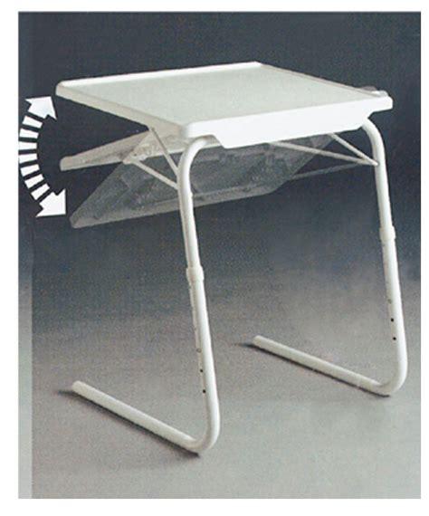 folding tv dinner table adjustable folding table tv dinner coffee laptop table