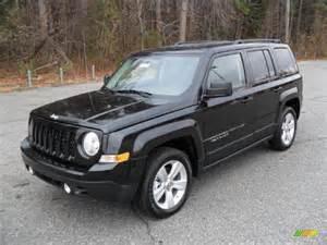 brilliant black pearl 2011 jeep patriot latitude