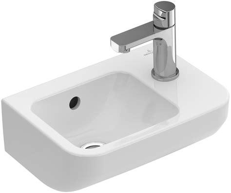 waschbecken villeroy boch architectura handwaschbecken eckig 437336 villeroy boch