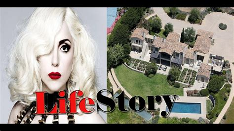 lady gaga biography youtube lifestory of lady gaga success story net worth houses