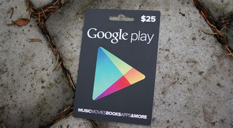 Google Play Electronic Gift Card - applications movies comics and game deals at google play