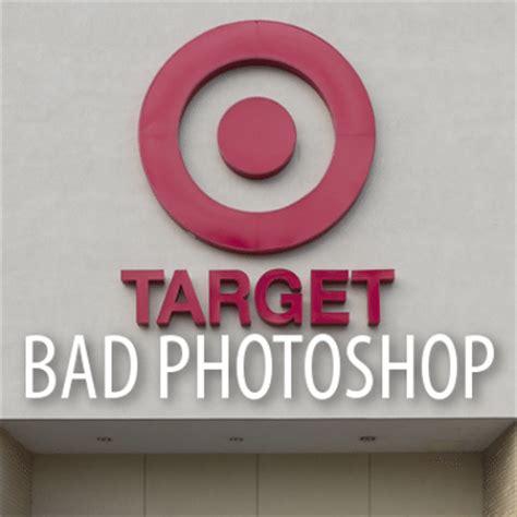 photoshop target model ellen target model photoshop fail tanya marie keller