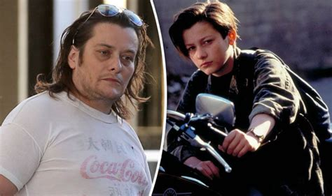 celebrity interviews on drugs terminator 2 kid edward furlong looks unrecognisable while