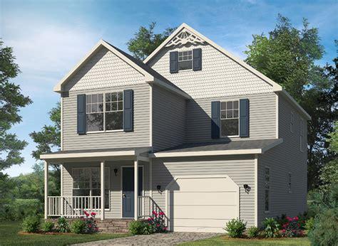 kensington two story style modular homes brighton two story style modular homes