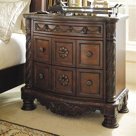ashley furniture north shore bedroom set price north shore nightstand b553 193 ashley furniture afw