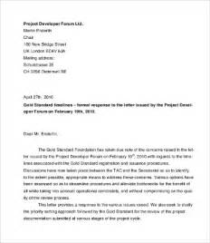 response letter origin letter exchange between law firm