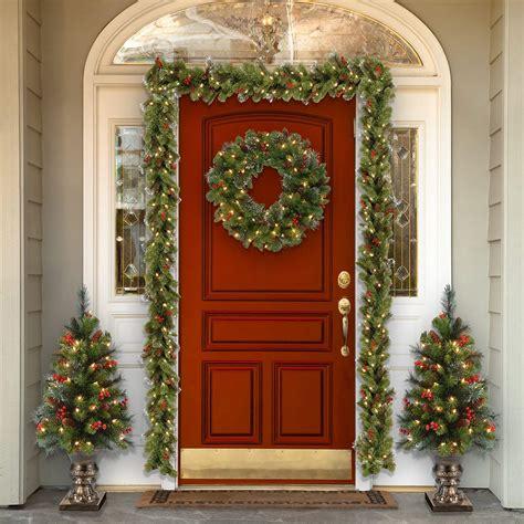 ways    front door  festive