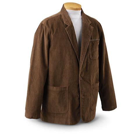 Corduroy Jacket guide gear 174 outdoor corduroy blazer 234688 uninsulated