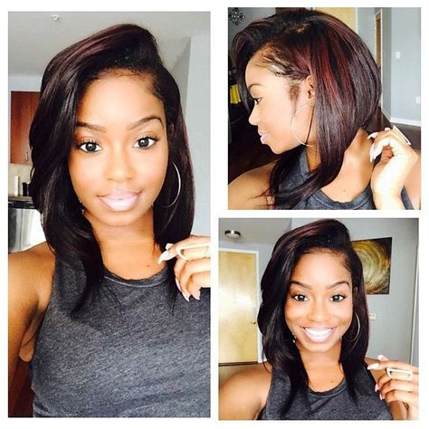 black hair salons weave sew in in raleigh north carolina stylist feature msjocelynmonet looks gorg in her new