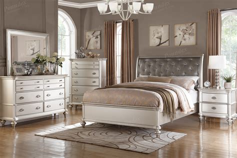 queen bed  imperial furniture