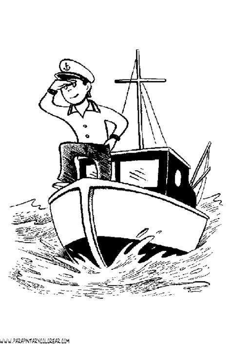 barco para dibujar y colorear dibujo de barcos para colorear 023