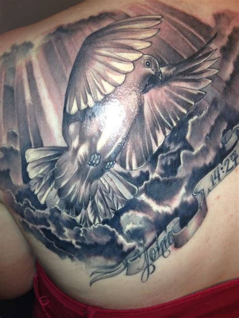 newport tattoo dove by alex rangel at newport tattoos