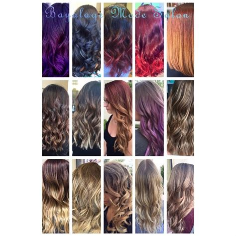 color salon las vegas balayage hair color mode salon las vegas purple hair