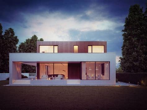 Homedsgn Wooden Cube House By 81 Waw Pl Homedsgn