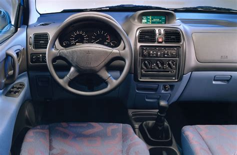 mitsubishi gdi interior mitsubishi space star 1 8 gdi photos and comments www