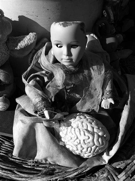 Toys of Terror: 10 Vintage Photos of Creepy Dolls that