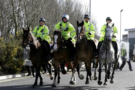 west yorkshire police mounted section mounted section south yorkshire police