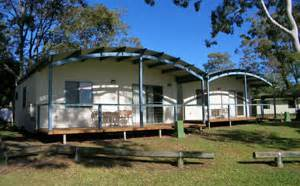 Riverview Cabins by Riverview Cabin Accommodation At Edgewater Park On