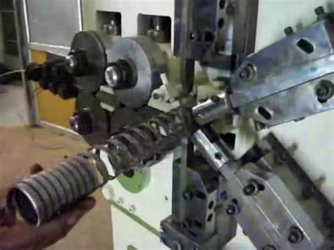 Best Spring Coiling Machine Youtube Best Machine Springs