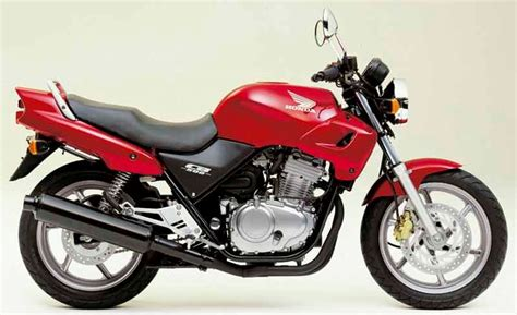 Limited Tangki Honda Win beat the credit crunch with a honda cb500 mcn