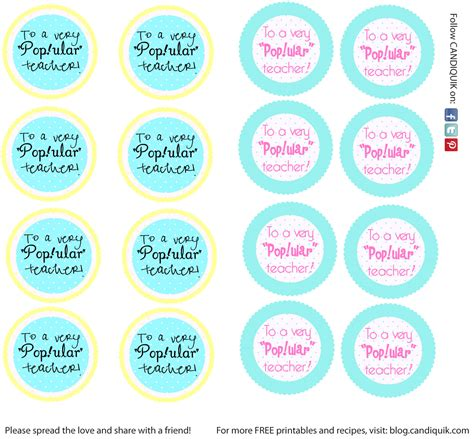 printable teacher appreciation tags best teacher appreciation gift ideas