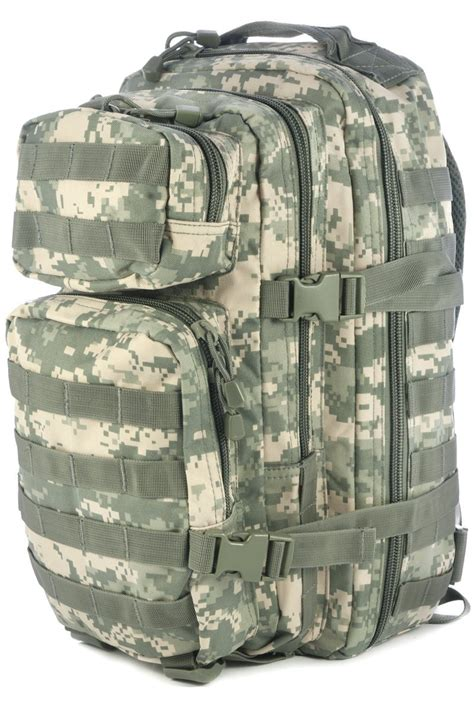 mipac camo backpack army mil tec backpack 20l acu digital camo tactical