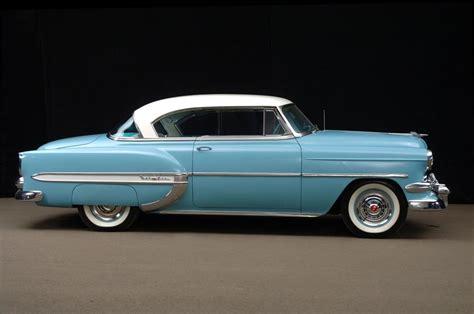 1954 Chevy Bel Air Hard Top | 1954 chevrolet bel air 2 door hardtop 61964