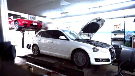 Audi A3 Chiptuning by Pasaoglu Chiptuning Audi A3 Tdi S Tronic Stage I