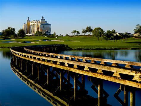 lighted driving range orlando reunion resort tom watson course orlando golf course