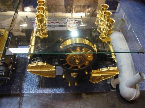 porsche engine coffee table geekla porsche