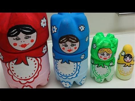 russian craft projects recycled craft ideas diy russian doll matryoshka from