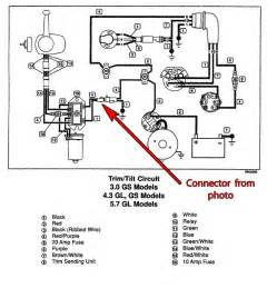 nissan tilt and trim wiring diagram get free image about wiring diagram