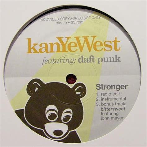 download mp3 gac album stronger stronger kanye west daft punk mp3 buy full tracklist